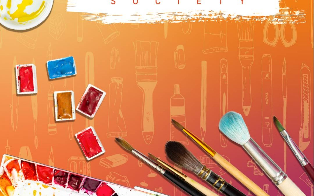 Are You an Art Supply Addict?