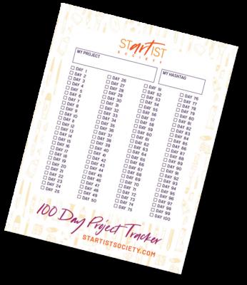 100 Day Tracker