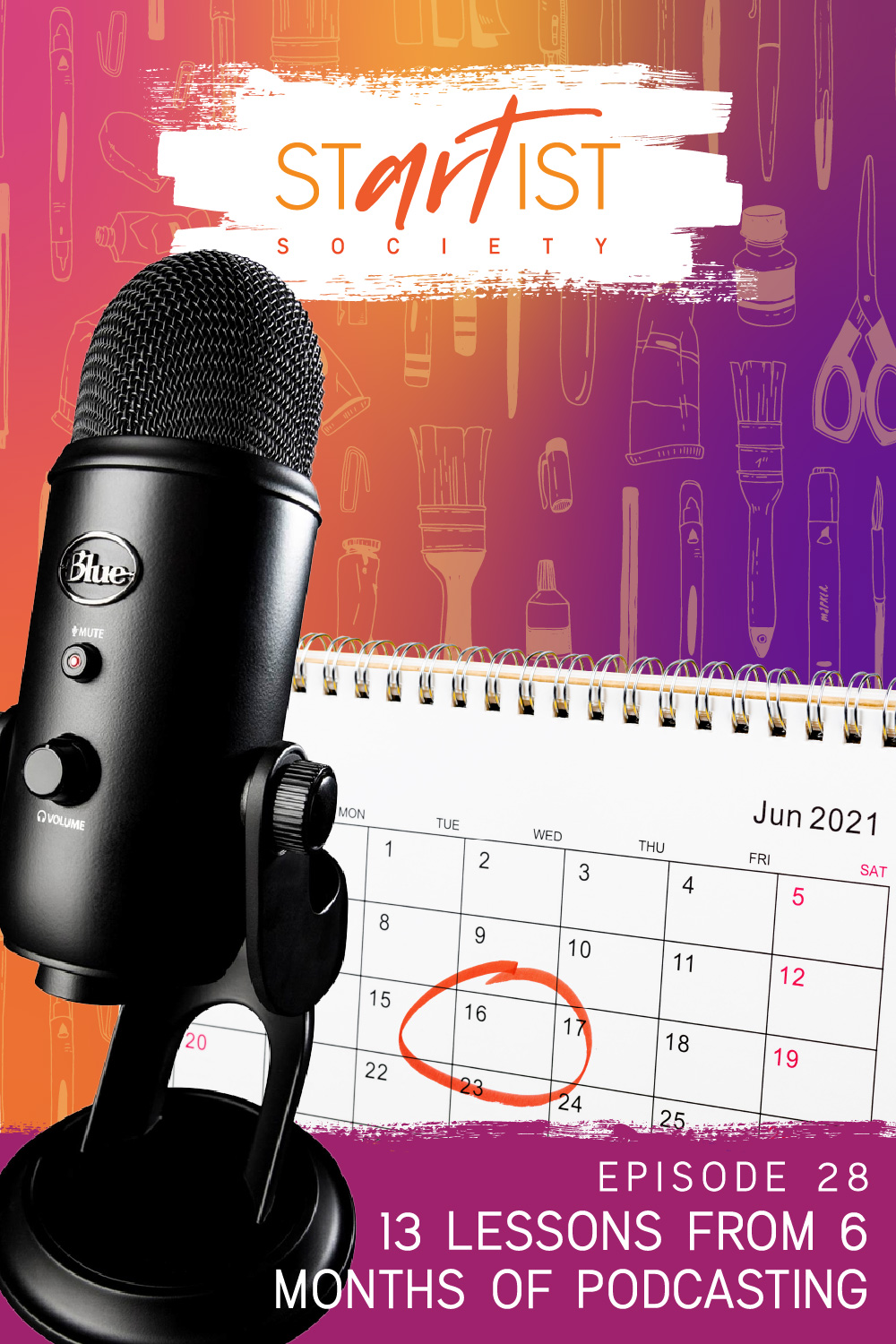 13 Lessons Learned from Six Months of Podcasting