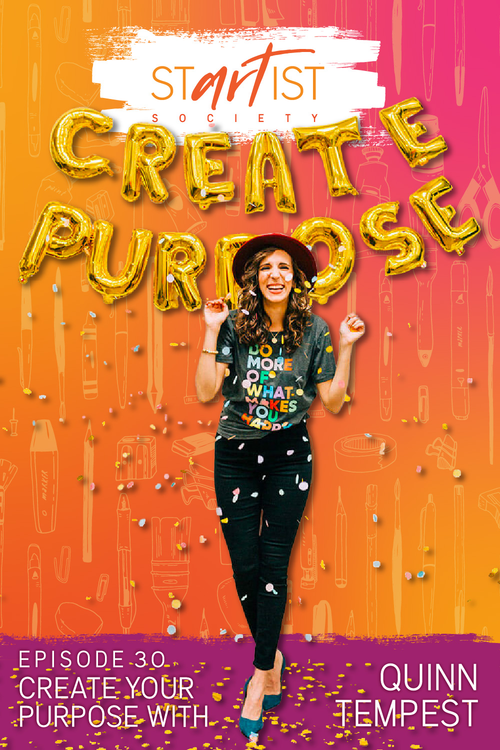 Create Your Purpose with Quinn Tempest