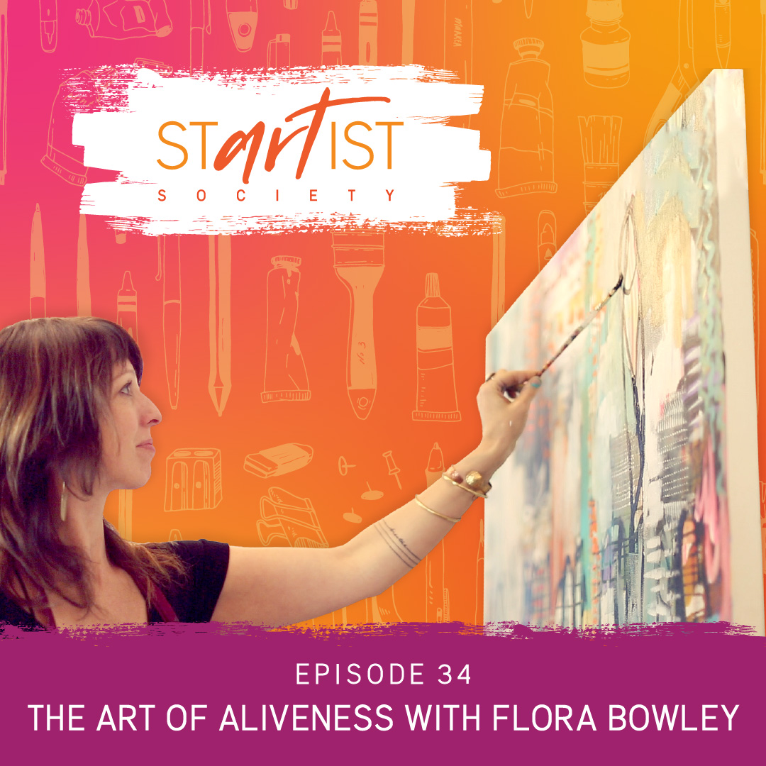 The Art of Aliveness with Flora Bowley