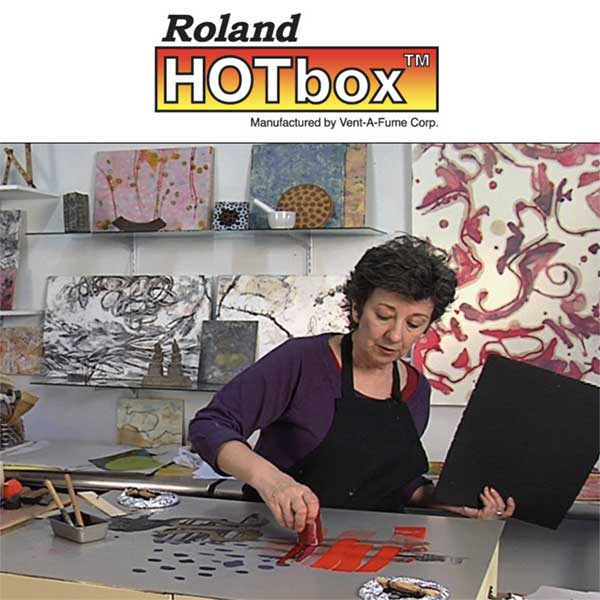 Paula Roland HOTbox