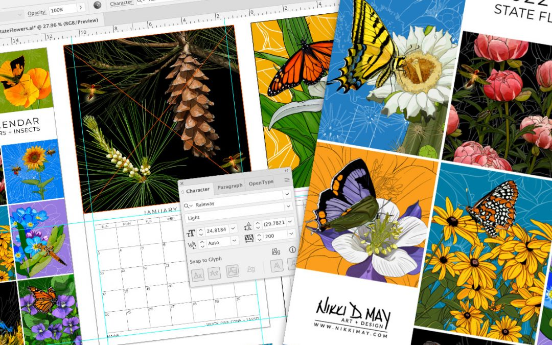 Designing & Selling Calendars